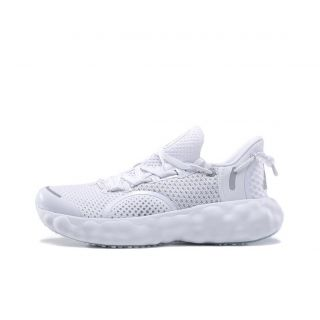 Nick Young x Peak AI Taichi R1 Men's Breathable Running Shoes - White