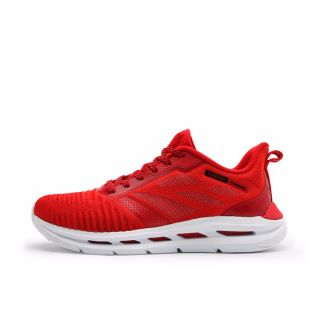 Peak × TAICHI Fun-Running VII Womens Light Running Shoes - Red