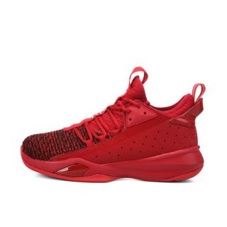 Peak x Tony Parker Speed Shadow Combat Basketball Shoes - Red