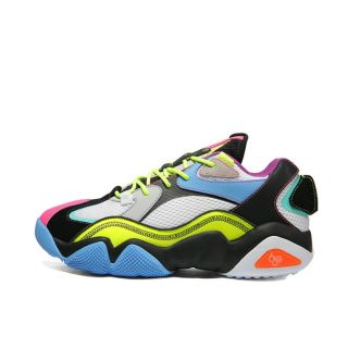 Peak Taichi Casual Basketball Culture Mens Sport Shoes - Colorful