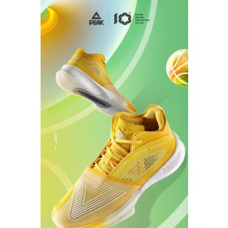 """Peak Andrew Wiggins Triangle """"Glory Golden State"""" Men's High Basketball Shoes"""